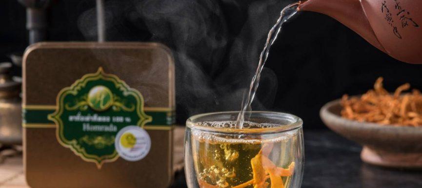 ชาถังเช่า Organic 100%