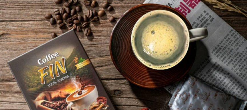 """กาแฟเพื่อสุขภาพ """"คอฟฟี่ฟิน"""""""